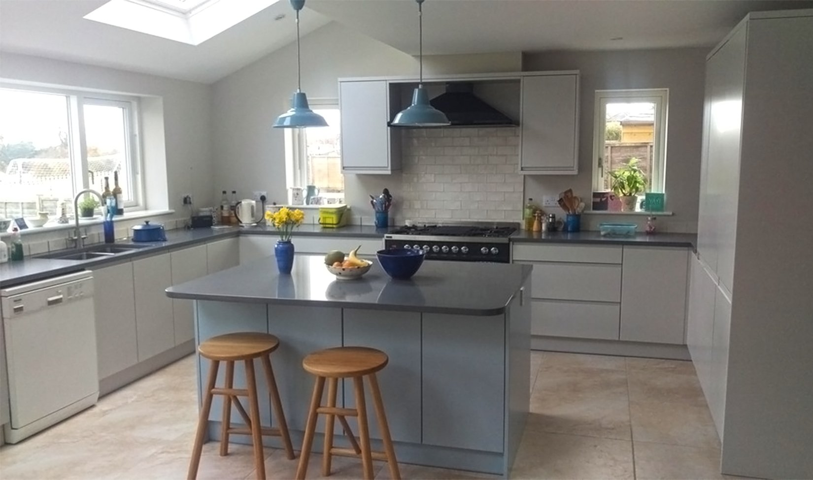 Kitchen Designs: Tollgate Kitchens, Oxfordshire: Fitted Kitchen Design